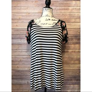 Stacatto Babydoll Tee